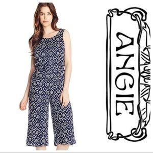 Angie Printed Jumpsuit